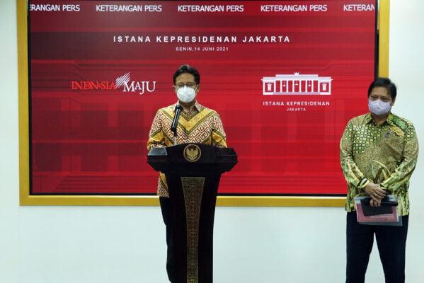 Didukung TNI dan Polri, Pemerintah Targetkan Satu Juta Vaksinasi Per Hari 113
