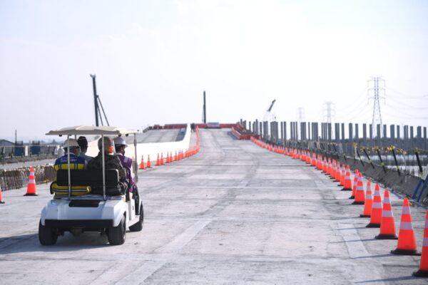 Jalan Tol Ruas Semarang – Demak Urai Kemacetan dan Atasi Rob Kaligawe 113