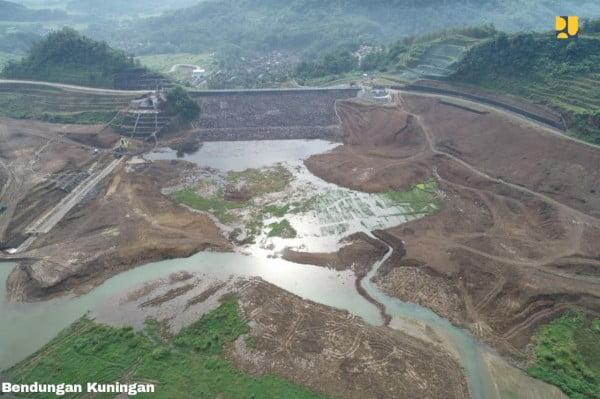 Tingkatkan Produktivitas Lumbung Pangan Nasional, Pemerintah Selesaikan Pembangunan Tiga Bendungan 113