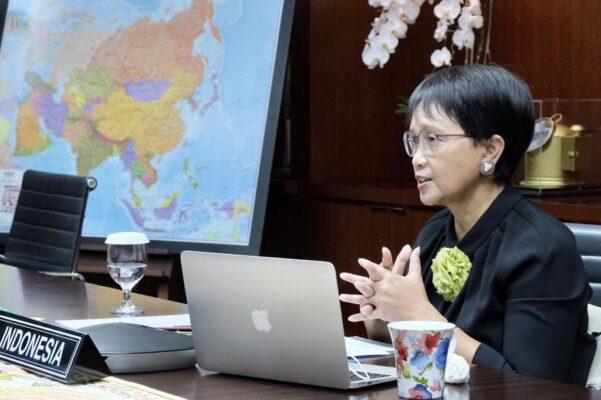 Diprakarsai Indonesia, GNB Gelar Pertemuan Luar Biasa Mengenai Palestina 113