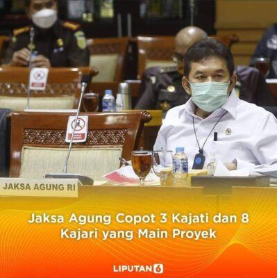 Nah Pejabat Yang Seperti ini yang diinginkan Presiden Joko Widodo 113