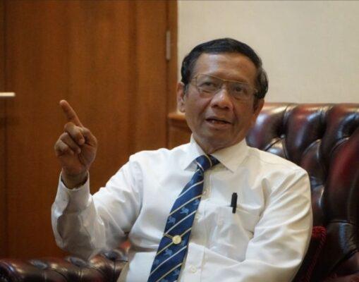 Mahfud MD : Pemerintah Sudah Bersenyawa dengan Rakyat Papua 113
