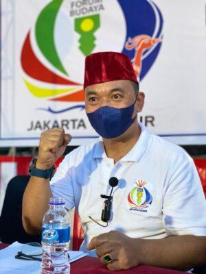 Pegiat Budaya Deklarasikan Forum Budaya Jakarta Pesisir 113