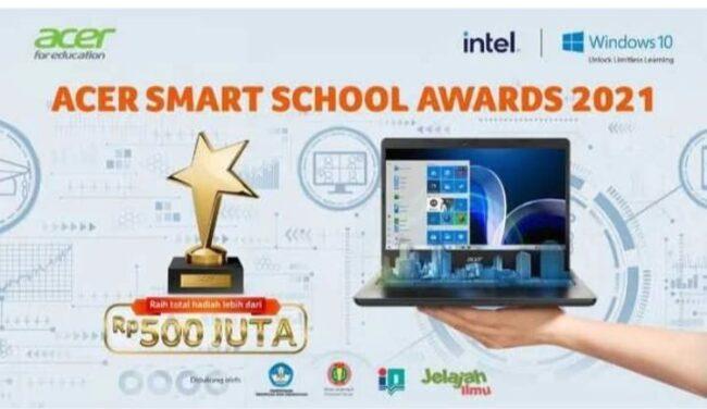 Acer Smart School Awards 2021, Acer: Dunia Pendidikan harus Siap Hadapi Era 5.0 Transformasi Digital 113