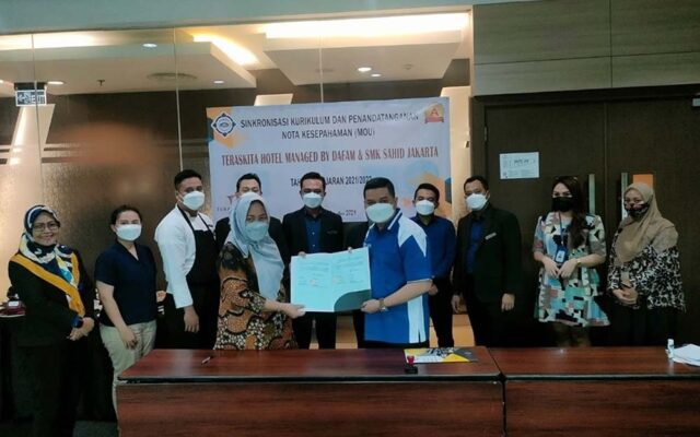 Teraskita Hotel Jakarta Jalin Sinergi dengan Dunia Pendidikan 113