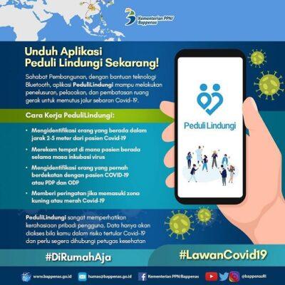 Akses Aplikasi PeduliLindungi Diperluas Mulai Oktober Mendatang 113