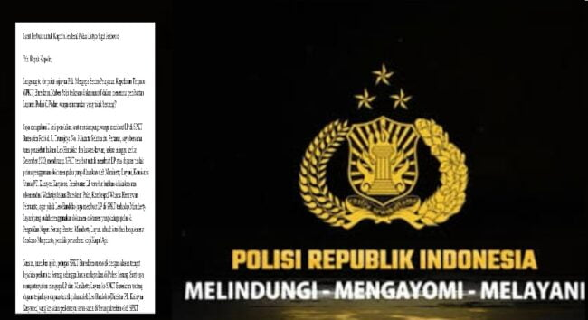 Surat Terbuka untuk Kapolri Jenderal Polisi Listyo Sigit Prabowo 113